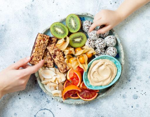 Healthy Snacks สุดยอดขนมกินเล่นเพื่อสุขภาพ