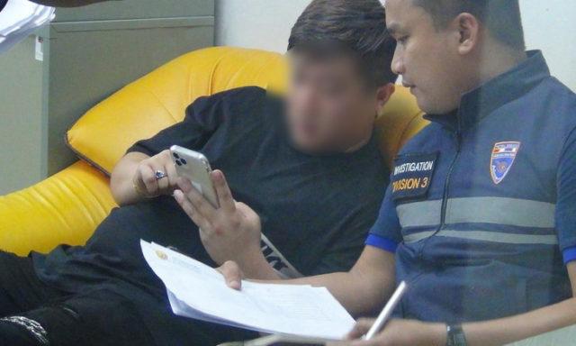 แจ้ง 3 ข้อหา หัวหน้าแก๊งอุ้มนักธุรกิจชาวสิงคโปร์ เมื่อวานนี้(12 ม.ค. )พล.ต.ท.มนตรี ยิ้มแย้ม ผบช. ภ.2 ได้เดินทางมาติดตามคดีกรณีนักธุรกิจหนุ่มชาวสิงคโปร์ วัย