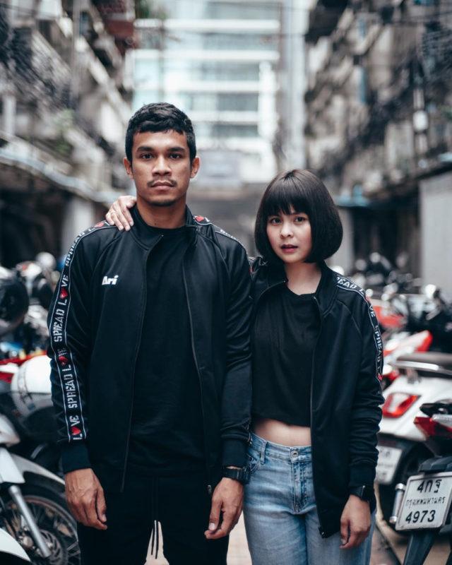 คู่รัก วงการฟุตบอลไทย เอกชัยกับแฟนสาวน่ารักอายุห่าง6ปี น้องข้าวปุ้น