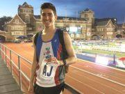 นักวิ่งแข้งเหล็ก คีริน ทีมชาติไทยทุบสถิติเดิม วิ่งเร็วไวกว่าเดิม