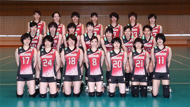 นักตบเคนยา ปะทะนักตบสาวญี่ปุ่นในทีมแรก โปรแกรมวอลเลย์บอล