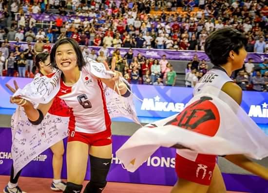 วอลเลย์บอล หญิงญี่ปุ่นชิวๆๆหลังม่เจอแชมป์และทีมแกร่ง