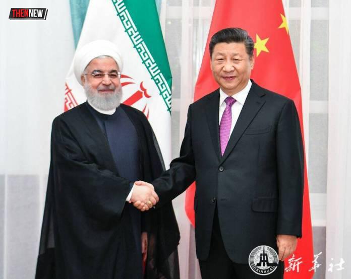 จีน รัสเซีย อิหร่าน