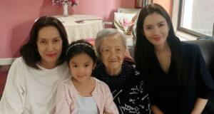 แอฟ ทักษอร กับโมเม้นสุดหน้ารักในวันแม่ กับ 4 สาวต่างวัย 4 เจเนอเรชั่น