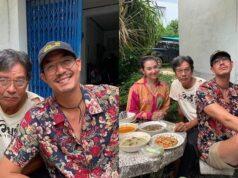 เวียร์ ศุกลวัฒน์ ควงหวานใจ เบลล่า เที่ยวเกาะเต่าพาเจอพ่อที่บ้านขอนแก่น อบอุ่นนั่งร่วมวงกินส้มตำ