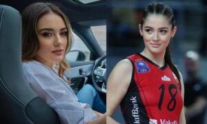 Zehra Gunes นักกีฬาวอลเลเลย์บอลหญิง ทีมชาติตุรกี ทั้งเก่ง ทั้งสวย ครบจบทีเดียว